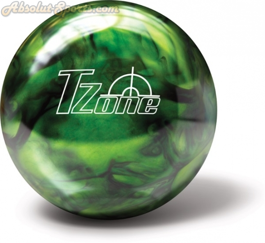 Brunswick TZone Cosmic Green Envy