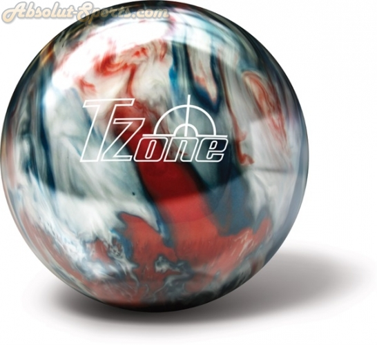 Brunswick TZone Cosmic Patriot Blaze