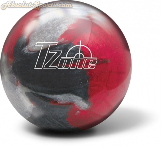 Brunswick TZone Cosmic Scarlet Shadow