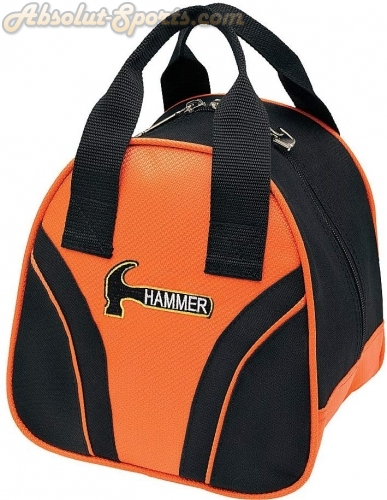 Hammer Plus 1 Add on Bowlingtasche Orange