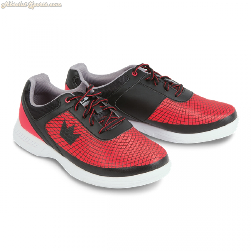 Brunswick Frenzy red/black Bowlingschuh Herren