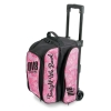 DV8 Freestyle Double Roller - Farbe Tasche: Pink