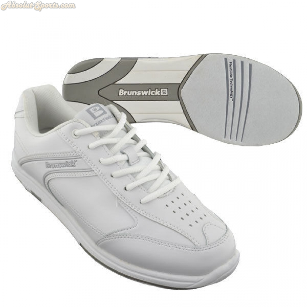 Brunswick Flyer white Men's Gr. US 11 / EU 43,5