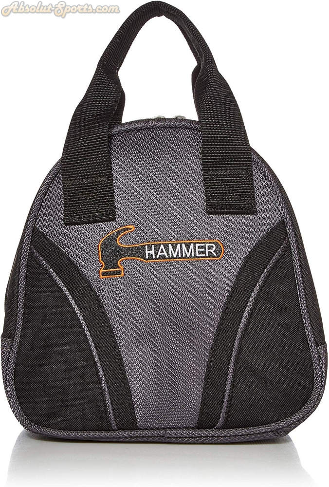 Hammer Plus 1 Add on Bowlingtasche Black Carbon