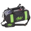 Motiv Clear-View Double Tote (Blk/Grn)