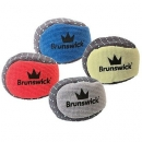 Brunswick Bowling Ball Microfiber Dot Grip Ball, Gripsack